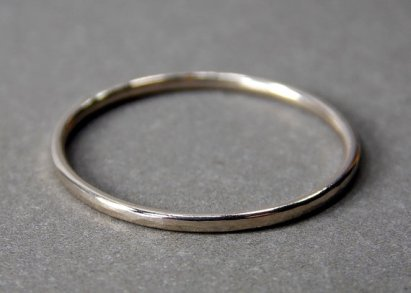 The White Gold Ring